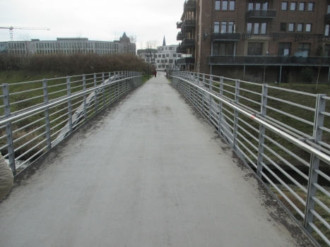 Hörder Hafenstrasse Footbridge