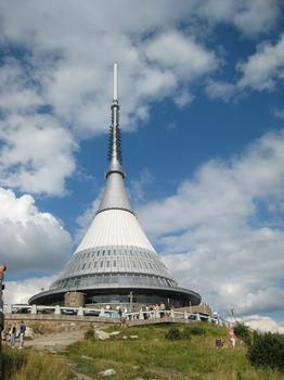 Television Tower on Mount Jested