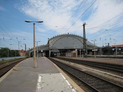 Gare de Dresde-Neustadt