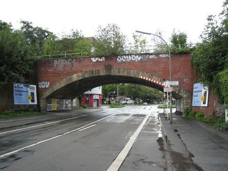 Weissenburger Strasse Railroad Overpass