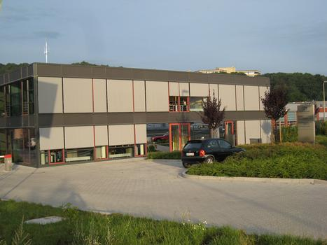 Fire & Emergency Services Station at Wetter