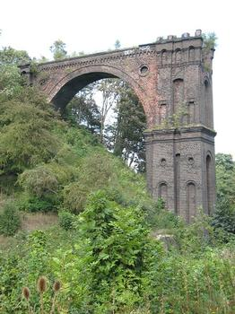 Viadukt an der Halde Hympendhal