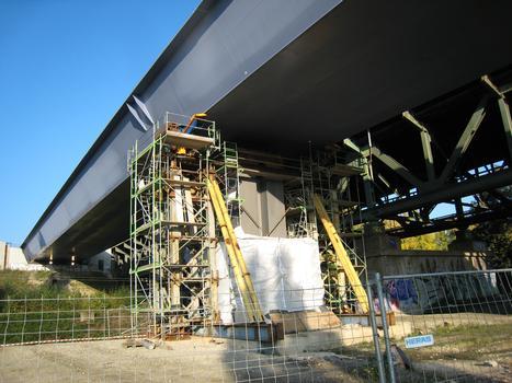 Schnettker Bridge und construction