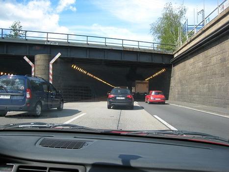Tunnel de Vorhalle
