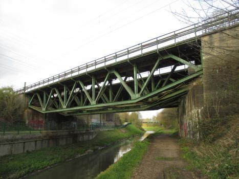 Emscher Rail Bridge