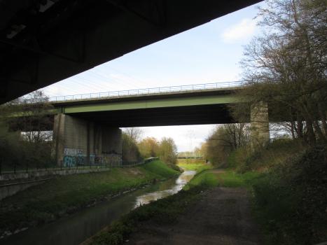 Rhein-Herne-Kanal-Brücke A 43