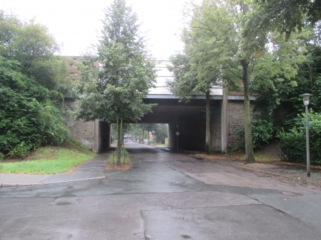 Autobahnüberführung Phönixstraße