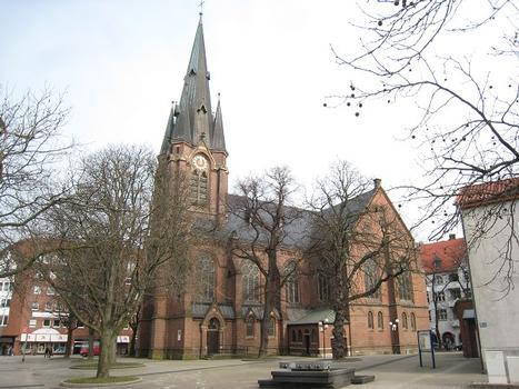 Evangelische Kreuzkirche