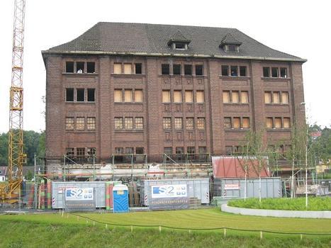 Magazingebäude der Fa. Hoesch