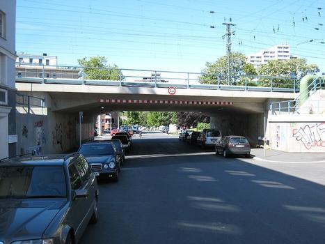Leuthardstrasse Railroad Overpass