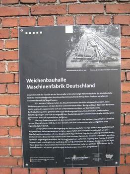 Weichenbauhalle Maschinenfabrik Deutschland