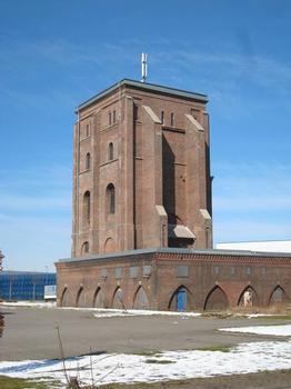Malakow-Turm der Zeche Fürst Hardenberg