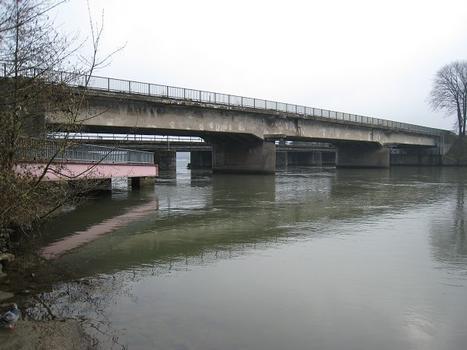 Obergraben Road Bridge
