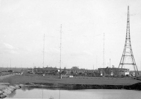 Sendeturm & -masten Ismaning