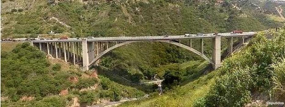 «El Viaducto enfermo» (The sick bridge)