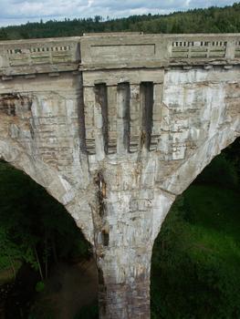 Talbrücke Stanczyki