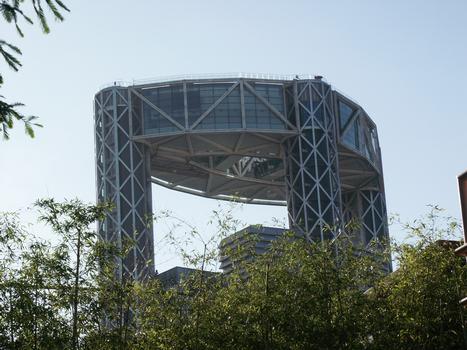 Jongro Tower, Séoul