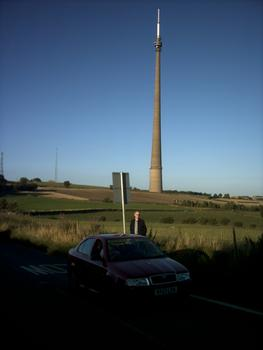 Emley Moor Tower