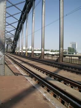 Deutschherrnbrücke, Frankfurt