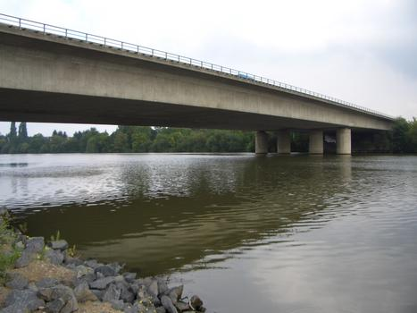 Autobahnbrücke Griesheim