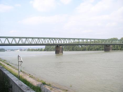 Nordbrücke Mainz