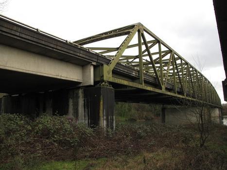 Interstate 5 North Fork Lewis River Bridge (northbound)