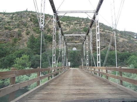 Klamath River Road Bridge