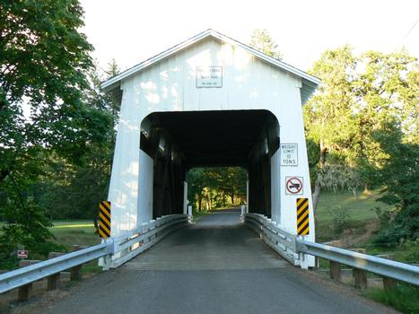 Coyote Creek Covered Bridge