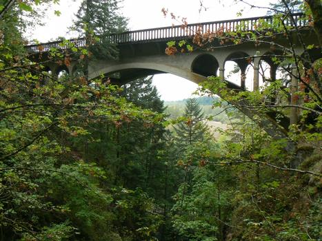 Shepperd's Dell (Young Creek) Bridge