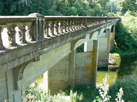 Second Elk Creek Bridge