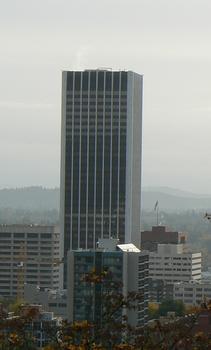 Wells Fargo Center, Portland, Oregon