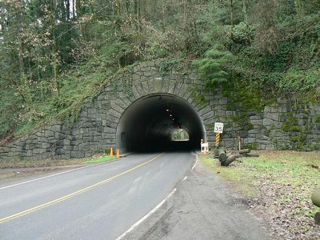 Cornell Tunnel 1 (west portal)
