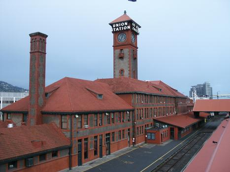Union Station, Portland, Oregon