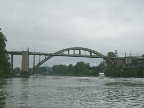 Oregon City - West Linn Bridge