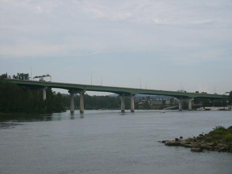 George Abernethy Willamette River Bridge (Interstate 205)
