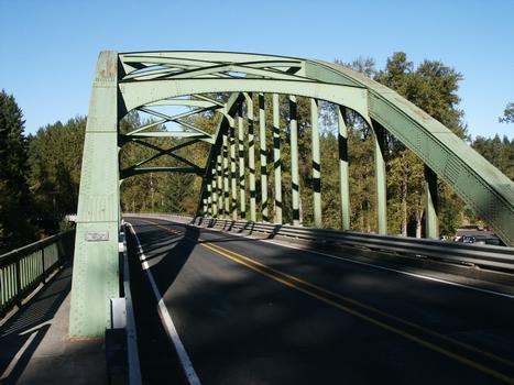 Clackamas River (Barton) Bridge