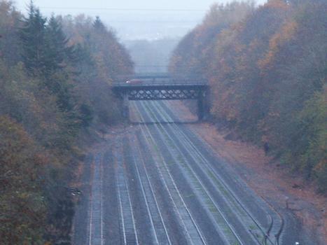North Fessenden Overcrossing