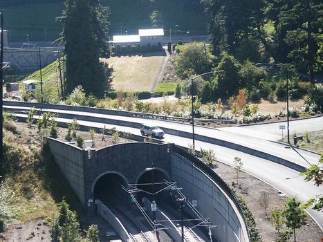Robertson Tunnel - East Portal