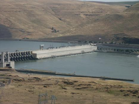 John Day Dam (Columbia River)