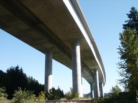Glenn L. Jackson Memorial Bridge (north span)