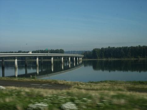 Glenn L. Jackson Memorial Bridge (south span)