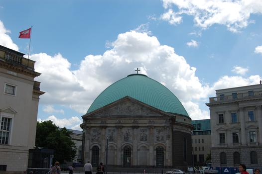 St. Hedwigskathedrale, Berlin