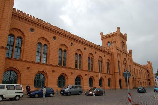 Arsenal du Pfaffenteich, Schwerin