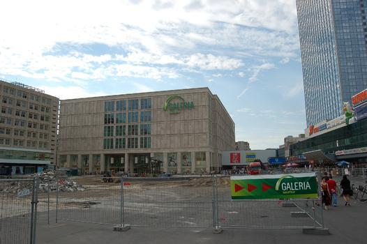 Galeria Kaufhof, Alexanderplatz, Berlin