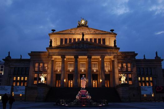 Schauspielhaus, Gendarmenmarkt, Berlin