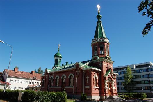 Pyhän Nikolaoksen Katedraali, Kuopio, Ita-Suomen Lääni, Finnland