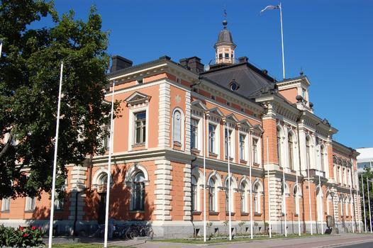Rathaus, Kuopio, Finnland