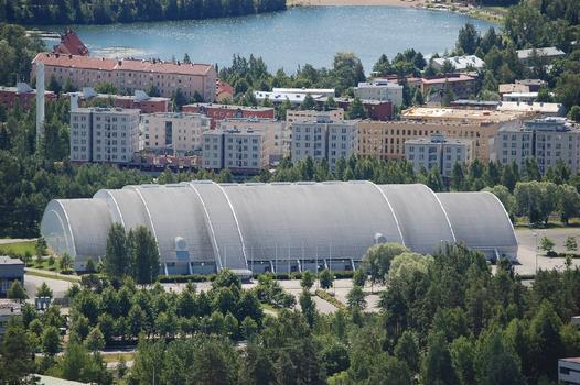 Kuopio-Halli, Kuopio, Finnland