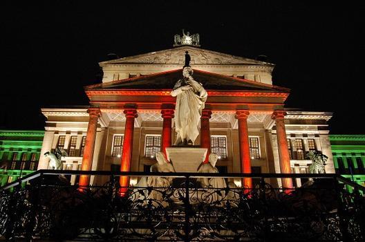 Schauspielhaus (während des Festival of Lights - 2007)