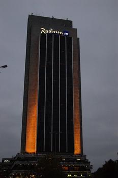 Radisson SAS Hotel Hamburg, Hamburg